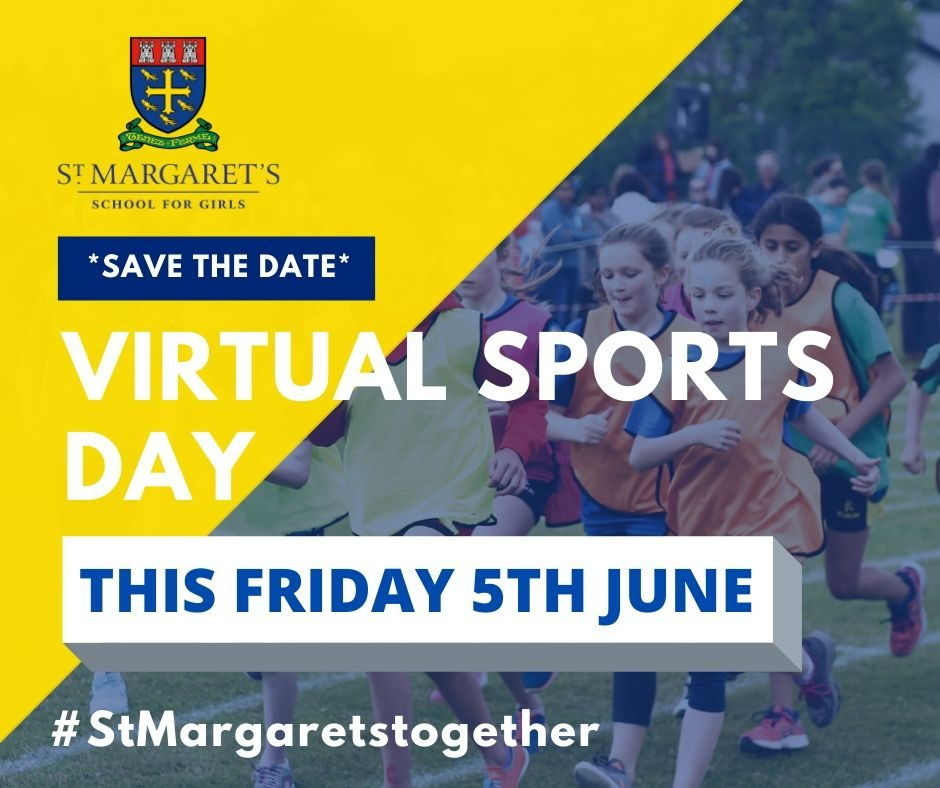 ST MARGARET'S SCHOOL FOR GIRLS VIRTUAL SPORTS DAY