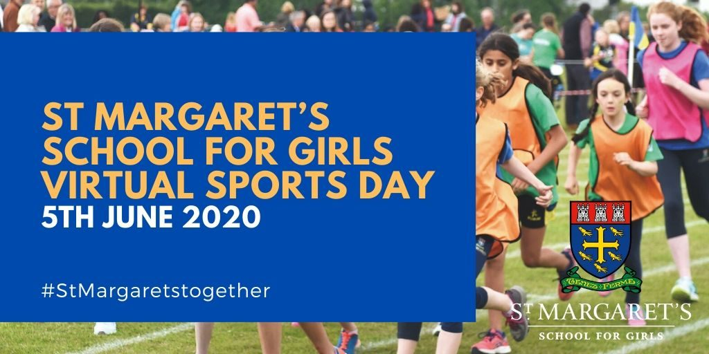 INSPIRING SCOTTISH SPORTSWOMEN PROVIDE SPORTS DAY BOOST FOR ST MARGARET'S PUPILS