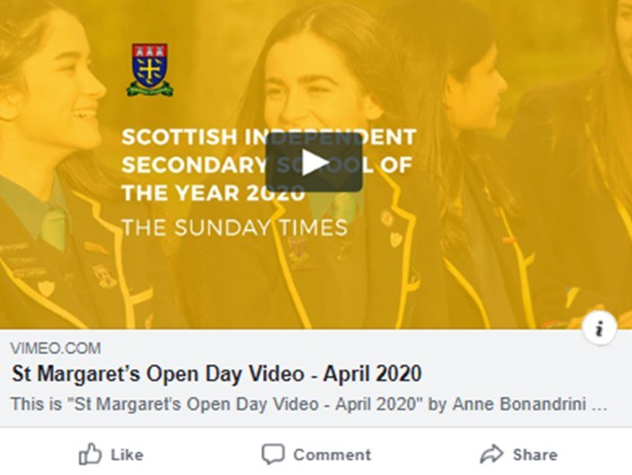 New Open Day Video